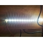 z®zdm 100см 2w 60x3528smd белый свет водить лампа для автомобиля (DC 12V)