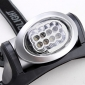 Cree XR-E Q5 8-LED Headlamp Powered by 3 x AAA Batteries (80LM)