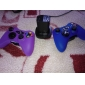 Wireless Controller Dual Charging Station with 2 rechargeable batteries for Xbox 360