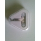 New Arrival microphone-carried In-Ear Earphone Headphones(white)