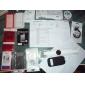 Metallic In-Ear Stereo Music Earphone (Assorted Colors)