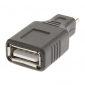 Micro USB to USB/A M/F Adapter