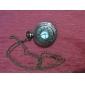 Relógio Unissexo Analógico - Ondulado (Bronze)
