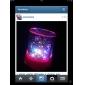 cielo nocturno estrellado proyector colorido luz de noche led (color al azar, impulsado por 3 pilas AA)