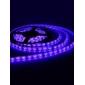 Etanche 5M 300x3528 SMD LED Bande de lumière Bleu Lampe (12V)