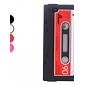 Magnetic Tape Pattern Soft TPU Case for iPhone 5/5S (Assorted Colors)