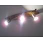 Alloy Double Carabiner Clip (Silver)