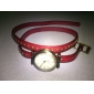 Women's Watch Bohemian Style Leather Band Bracelet Cool Watches Unique Watches