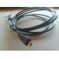 micro-HDMI naar HDMI adapter kabel voor sony lt28h en anderen (180cm)