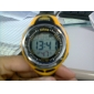 Men's Watch Sport EL Light Digital Multi-Functional Silicone Strap