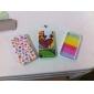 Joyland Pure Color Heart Shape Anti-Dust Earphone Jack (Ramdon Color)