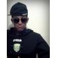 Oreka Fashion Graue Sichtscheibe Black Frame Goldene Legs Sonnenbrillen