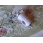 mini usb billader - hvit