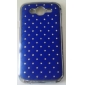 Starry Sky Pattern Hard Case with Rhinestone for Samsung Galaxy Grand DUOS I9082 (Assorted Colors)