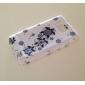 Petal Mönster Mjuk väska för Samsung Galaxy S2 i9100