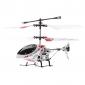 Palm Größe 3,5-Kanal Gyro-Fernbedienung Hubschrauber mit Licht (verschiedene Farben, Model: 323B)