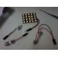 T10 BA9S Festoon G4 10W 20x5050SMD 700-800LM 6000-6500K LED White Steering/Reading Lamp (DC 12V)