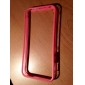 Carcasa Anti Golpes Transparente para iPhone 5 / Colores Surtidos