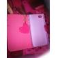 Joyland Leather Heart Pendant Full Body Case for iPhone 4/4S