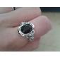Z&X®  The Black Gemstone ring