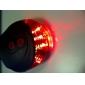 Radlichter , Rückleuchten - 3 Modus Lumen Stoßfest / Wasserdicht AAA Batterie Radsport/Fahhrad Schwarz / Rot Fahhrad Others