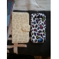 Leopard Pattern PU Leather Case with Card Slot for Samsung Galaxy S3 I9300