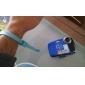 cinturino da polso per wii / wii u telecomando (colori assortiti)