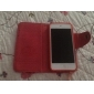 Милый чехол для iPod Touch 5 из кожзама (разные цвета)