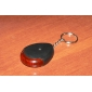 Whistle Activated Red Light and Alert Alarm Security Keychain