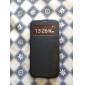 Capa Frontal e Traseira Dobrável com Visor Transparente para Samsung S4 I9500