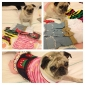 Bandanas & Hats for Dogs / Cats Red Spring/Fall Terylene
