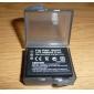 1400mAh camera batterij s007/bcd10 voor de Panasonic Lumix DMC-TZ1-serie