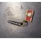 3.5mm Vintage Camera Pattern Anti-dust Earphone Jack