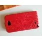 Flip-Open Design Noble Alligator Grain Leather Case for Samsung Galaxy Note 2 N7100 (Assorted Colors)