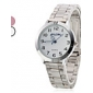 Women's Steel Analog Quartz Wrist Watch (Assorted Colors)