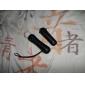 Black Soft Silicone Cover Skin Case for PS3 MOVE