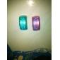 coppia di orologi di design braccialetto futuro led blu - verde e rosso