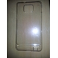 Transparent Hard Case for Samsung Galaxy S2 I9100