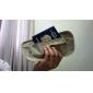 nylon lukket-fit tyverisikring bæltetaske til rejser