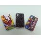 Etui Rigide avec Strass Style Ciel Etoilé pour Samsung Galaxy Ace S5830 - Assortiment de Couleurs