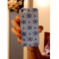 Court Pattern Hard Case for iPhone 5/5S
