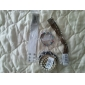 Embrotheridery metal Syphon tres capas Pulsera Flor de Viento Nacional