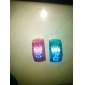Pair of Future Design LED Bracelet Watch (Light Blue and Pink)