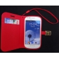 Solid Color PU Leather Case for Samsung Galaxy S3 mini I8190 (Assorted Colors)