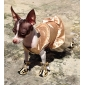 Paillette Decorated Mesh Splicing Dresses for Dogs(Assorted Color,XS-L)