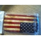 USA Flag Pattern Hard Case for Samsung Galaxy S3 I9300 (Multi-Color)
