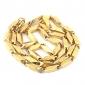 eruner®titanium стали Great Wall золотой узор ожерелье из нержавеющей стали