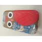 Red Owl Pattern Hard Case for Samsung Galaxy S3 I9300