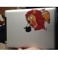 Padrão Lion adesivo de proteção para o iPad 1, iPad 2, iPad 3 e The New iPad