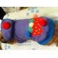 Chaqueta de Fresas Con Capucha Para Perros y Gatos (XS-XXL)